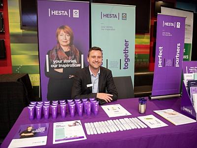 Exhibitor Hesta