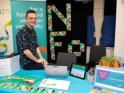 Exhibitor Justice Connect